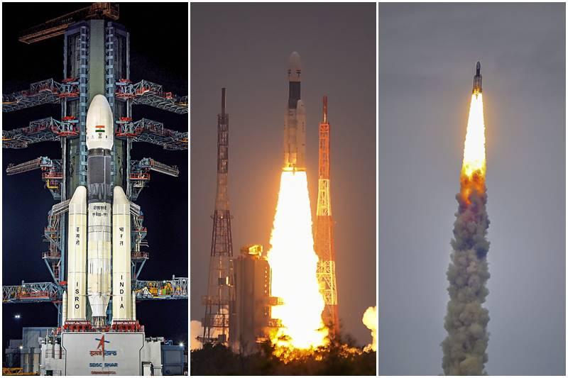 Chandrayaan-2 Launch: Here's Everything You Need To Know About India's New Space Mission