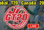 Global T20 Canada 2019: Full Schedule In IST, Teams And Broadcast Details