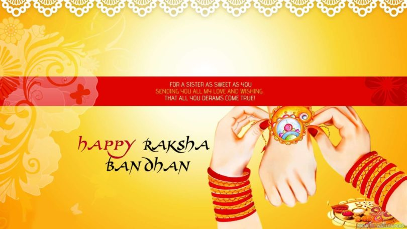 Happy Raksha Bandhan 2019: Wishes, Quotes, Messages & WhatsApp Status