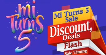 Mi 5th Anniversary Sale 2019 On Mi A2, Redmi 7, More Xiaomi Phones By Amazon, Flipkart & Mi.com