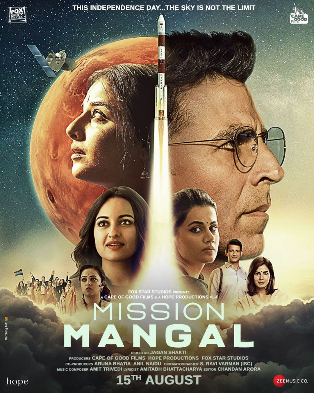 Mission Mangal Posters HD Download
