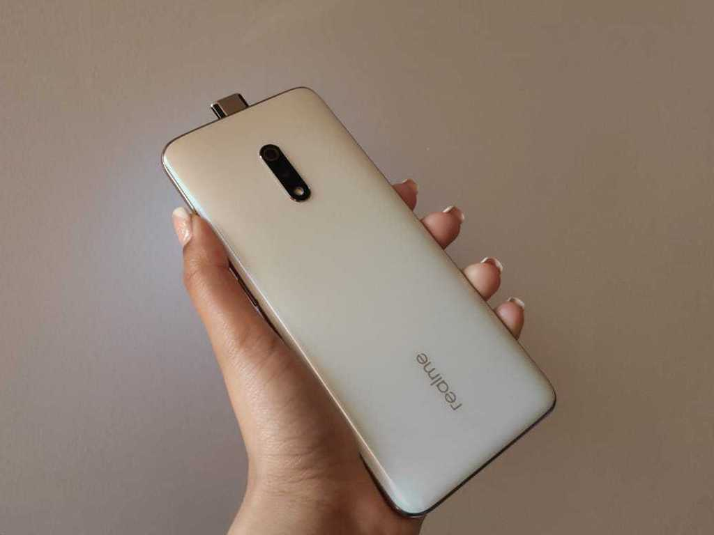 Realme X Launched: Here Are The Price, Features And Specifications