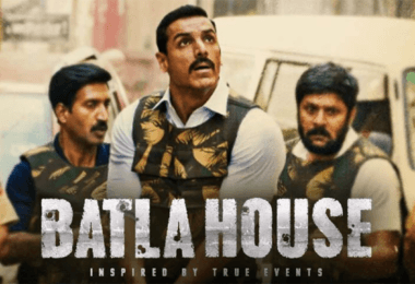 Batla House Movie Review & Ratings: The John Abraham's Canvas!