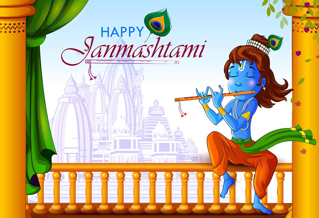 Sri Krishna Janmasthami 2019: Date, Celebration, Wishes, Messages & Images