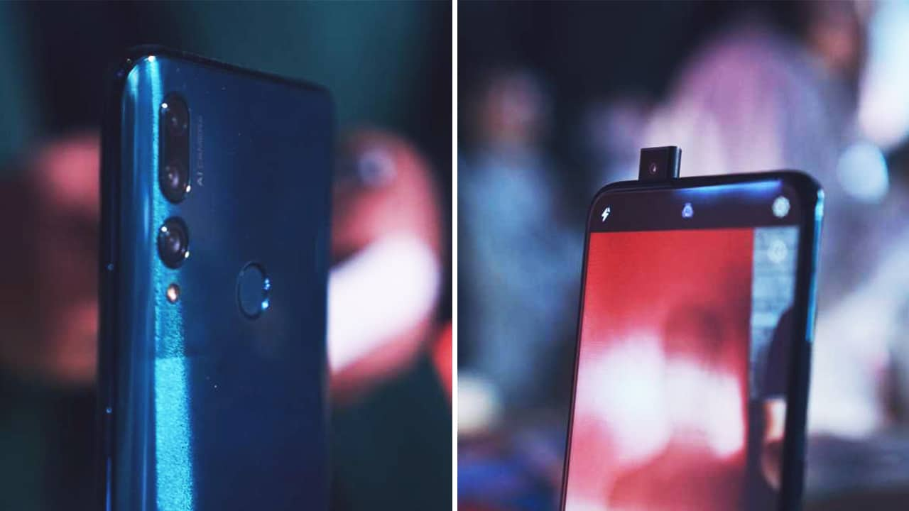 Huawei launches Y9 Prime With Pop-Up Selfie Camera In India For Rs 15,999
