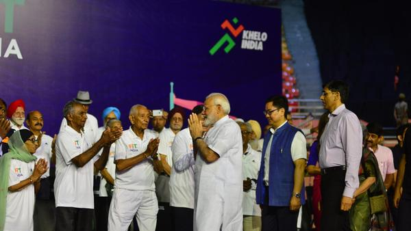 PM Modi Launched Fit India Movement, Says 'Fitness is Zero Percent Investment With Infinite Returns'