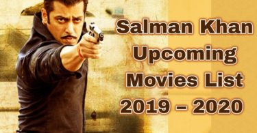 Salman Khan's Upcoming Movies 2019-2020 List With Release Date, Budget
