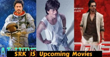 Shahrukh Khan's Upcoming Movies 2019-2020: Complete List With Release Date