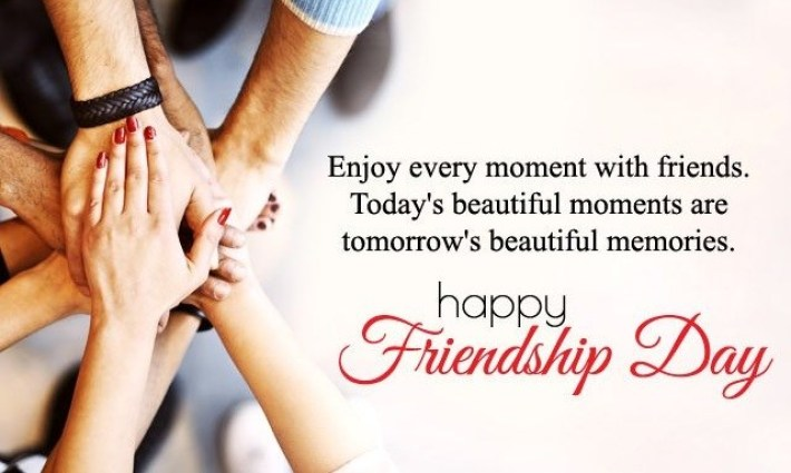 Top Best Happy Friendship Day 2019 Quotes, Wishes, Messages & SMS