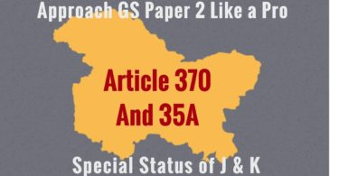 What Is The Significance Of Articles 370 And 35A And Why Are These Important For J&K?