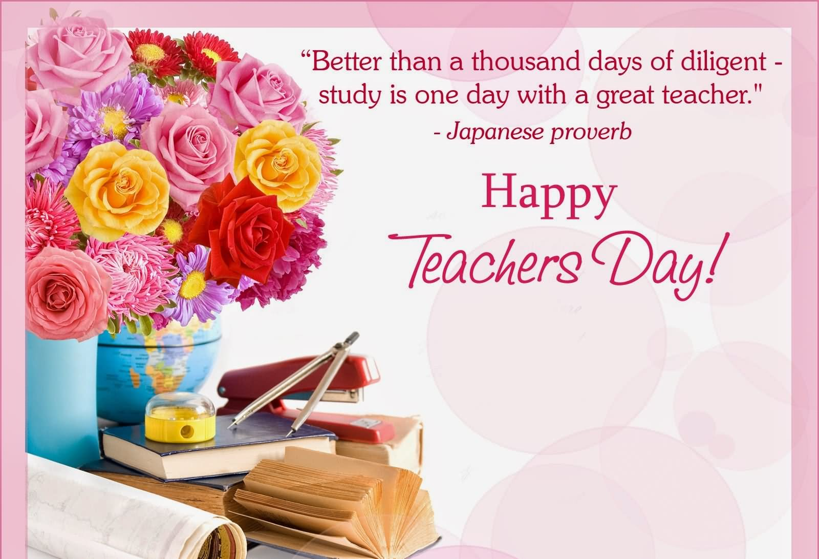 Happy Teacher's Day 2019: Date, Celebration, Speech, Information & Quotes