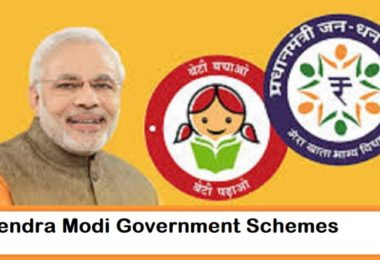 These Are The Top List Of All Schemes Of Narendra Modi's Government 2019
