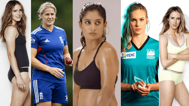 15 Images Of Hot, Sexy And Beautiful Women Cricketers In The World